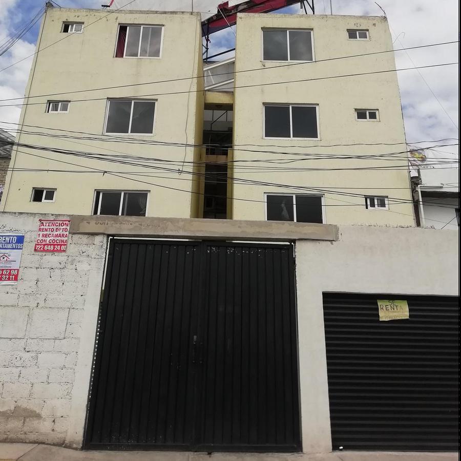 Foto Departamento en Renta en  Cultural,  Toluca  RENTA DE DEPARTAMENTO SEMIAMUEBLADO, COL. CULTURAL