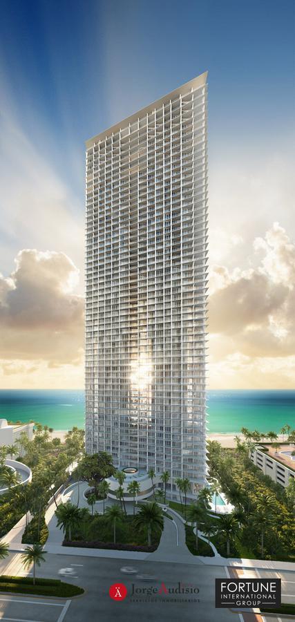 Foto Departamento en Venta en  Miami-dade ,  Florida  Proyecto JADE SIGNATURE