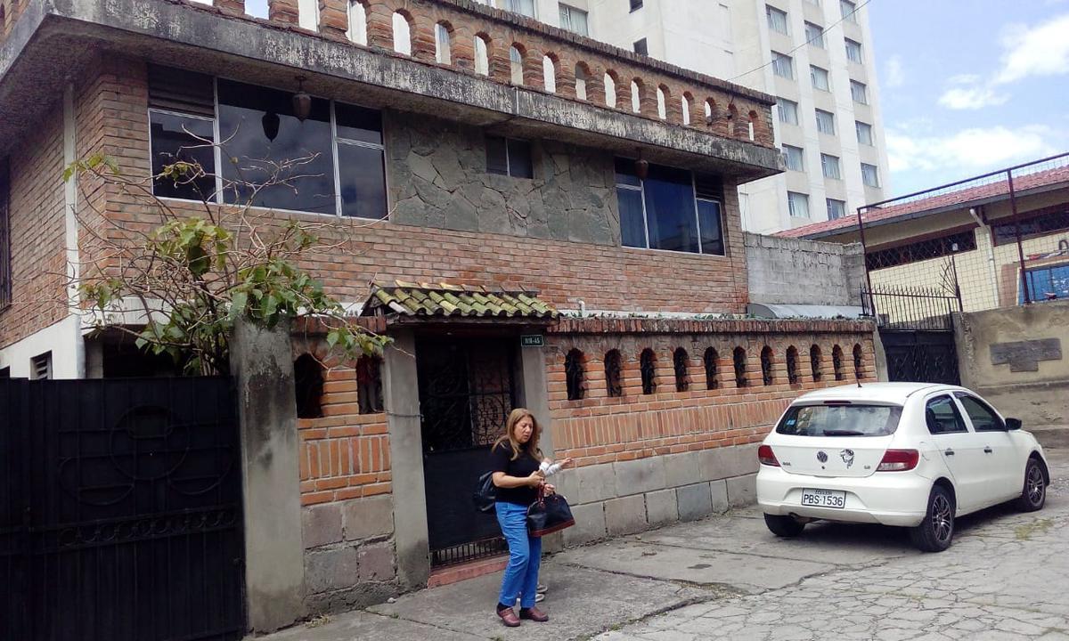 Foto Terreno en Venta en  Centro Norte,  Quito  Sector El Ejido/ Universidad Católica
