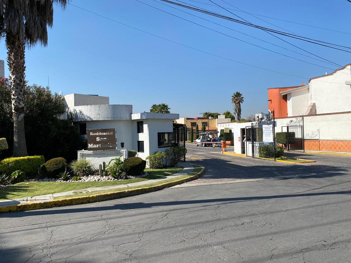 Foto Terreno en Venta en  Pueblo Tlaxcalancingo,  San Andrés Cholula  TERRENO EN VENTA EN  RESIDENCIAL SAN MARTINITO