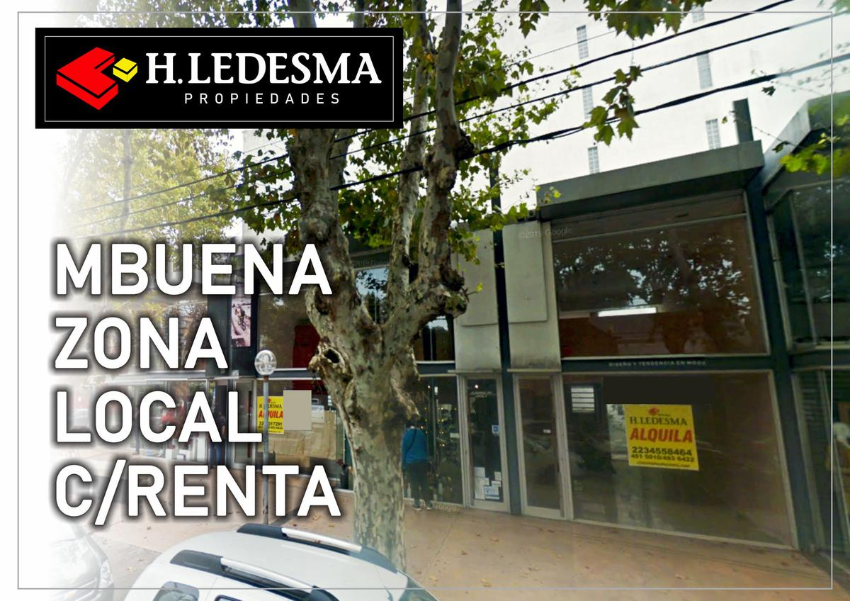 Foto Local en Venta en  Guemes ,  Mar Del Plata  OLAVARRIA 2900