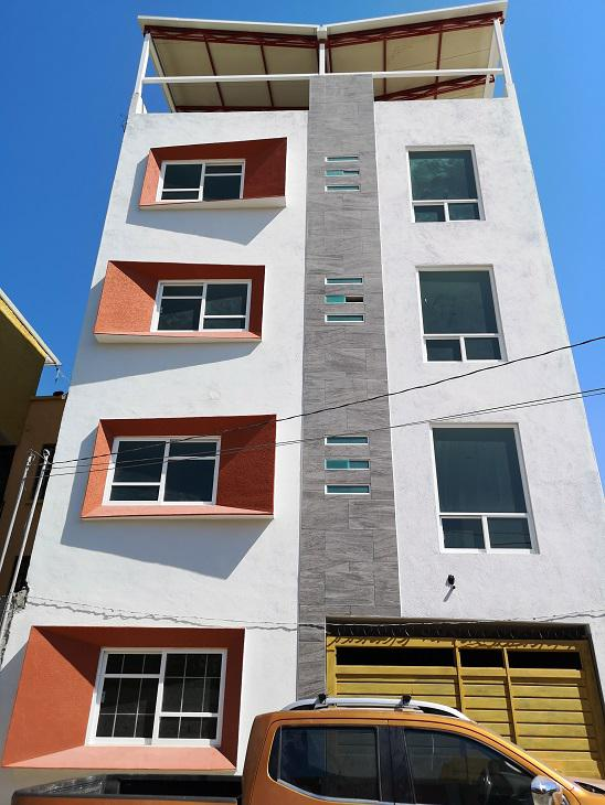 Foto Departamento en Renta en  Santa Cruz Azcapotzaltongo,  Toluca  Calle libertad