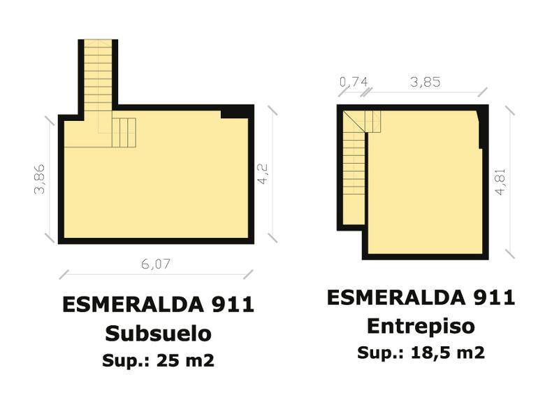 Foto Fondo de Comercio en Alquiler   Venta en  Centro (Capital Federal) ,  Capital Federal  Esmeralda al 900