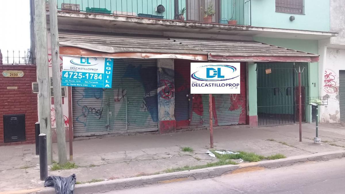 Foto Local en Alquiler en  Virreyes,  San Fernando  Rucci al 2100