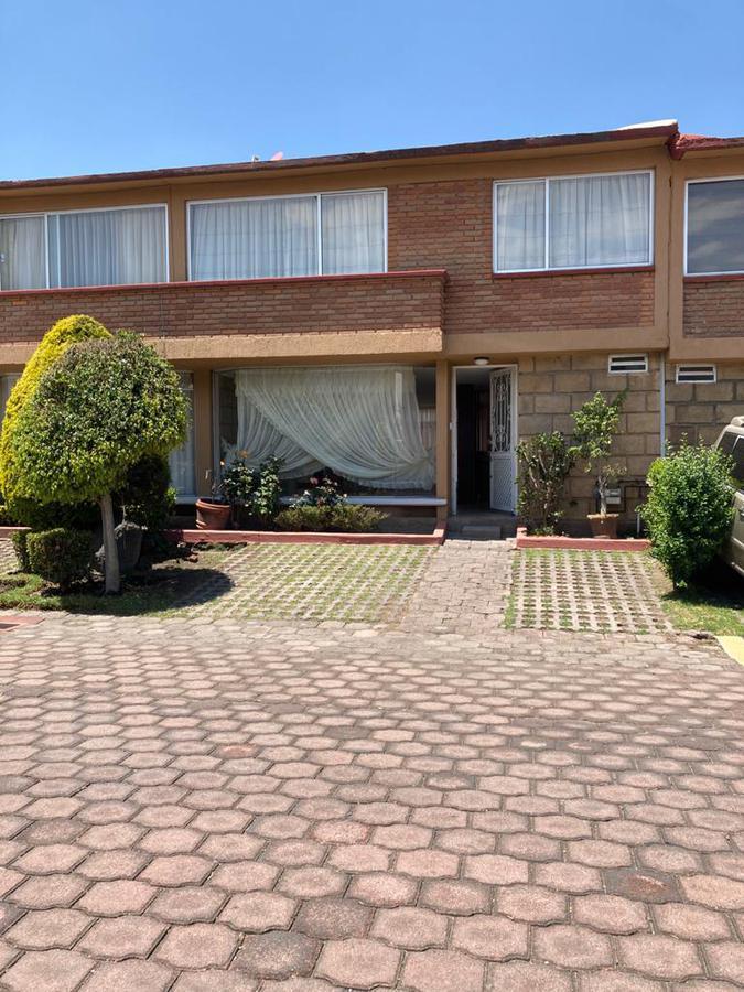 Foto Casa en condominio en Renta en  Independencia,  Toluca  Fracc. Villas Fontana