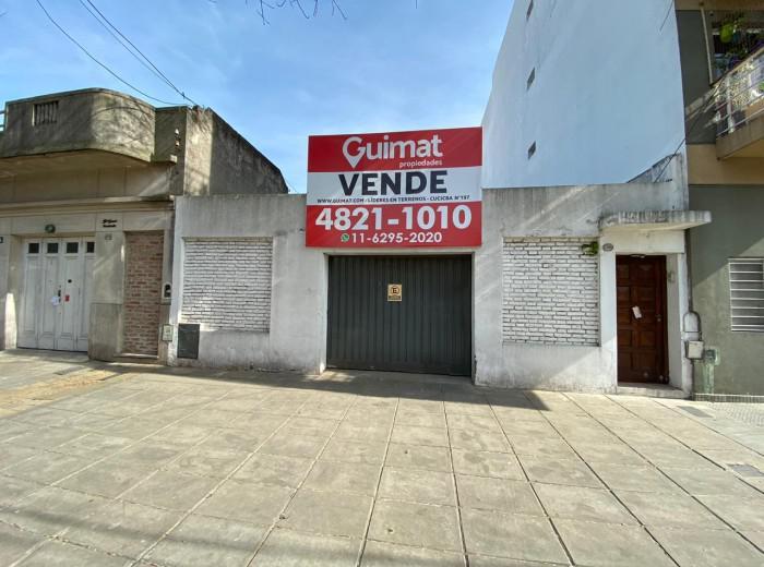 Foto Terreno en Venta en  Villa Urquiza ,  Capital Federal  LE BRETON al 5900