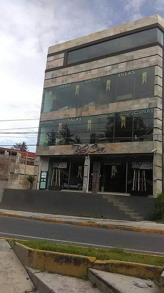 Foto Edificio Comercial en Renta en  Rincón del Parque,  Toluca  Edificio en RENTA. Rincón del Parque. Toluca, Edo. Mex.
