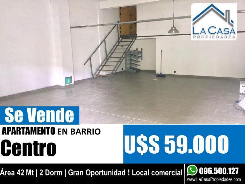 Foto Local en Venta en  Aguada ,  Montevideo  AV URUGUAY 1400