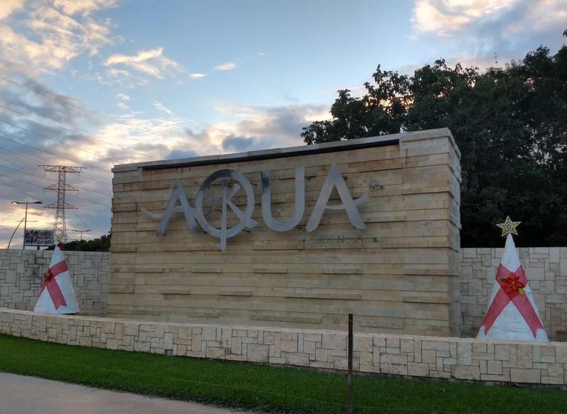 Foto Casa en Venta en  Aqua,  Cancún  Estrene casa en Aqua by Cumbres. 3 Recs. Cancún, SMZ 309