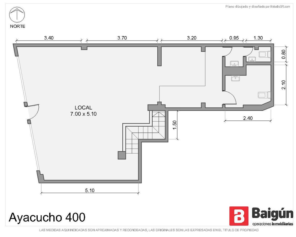 Ayacucho al 400