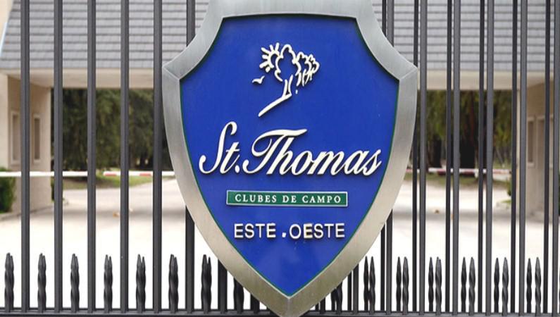 Foto Terreno en Venta en  Saint Thomas,  Countries/B.Cerrado (E. Echeverría)  UNICO DOBLE LOTE DE 2135M2 ST THOMAS ESTE