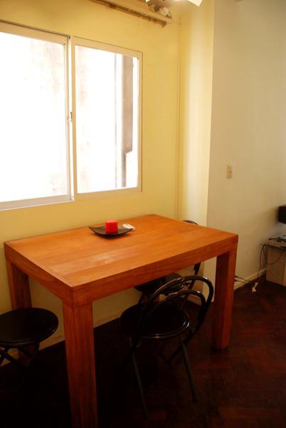Foto Departamento en Alquiler temporario en  Recoleta ,  Capital Federal  PACHECO DE MELO, JOSE entre AYACUCHO y JUNIN