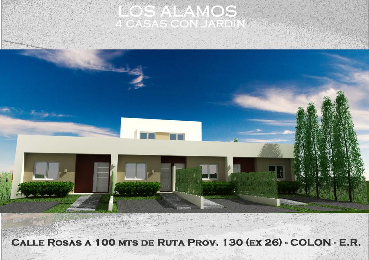 Foto Departamento en Venta en  Colon,  Colon  Ruta 26 y J.M Rosas (Acceso a Barrio Artalaz)