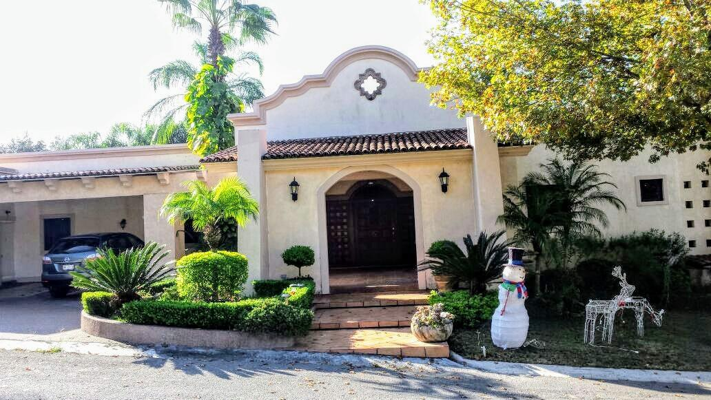 Foto Casa en Venta en  Las Misiones,  Santiago  FRACCIONAMIENTO Y CLUB DE GOLF HACIENDA LAS MISIONES