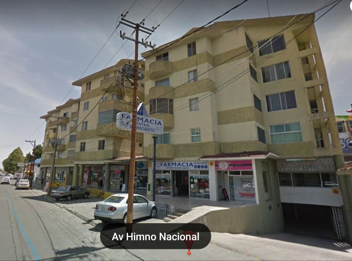 Foto Departamento en Renta en  Virreyes,  San Luis Potosí  DEPTO. EN 4tO. NIVEL EN EXCELENTES CONDICIONES EN COL. VIRREYES