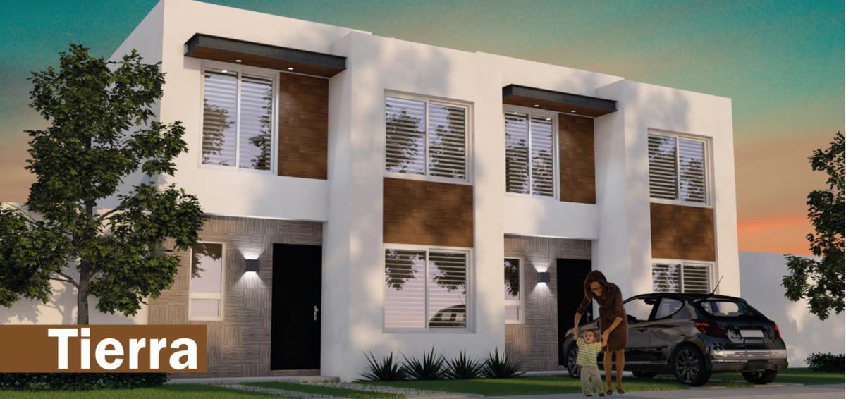 Foto Casa en Venta en  Villa de Pozos,  San Luis Potosí  Casa Tierra M1 L52 en Ananda Residencial