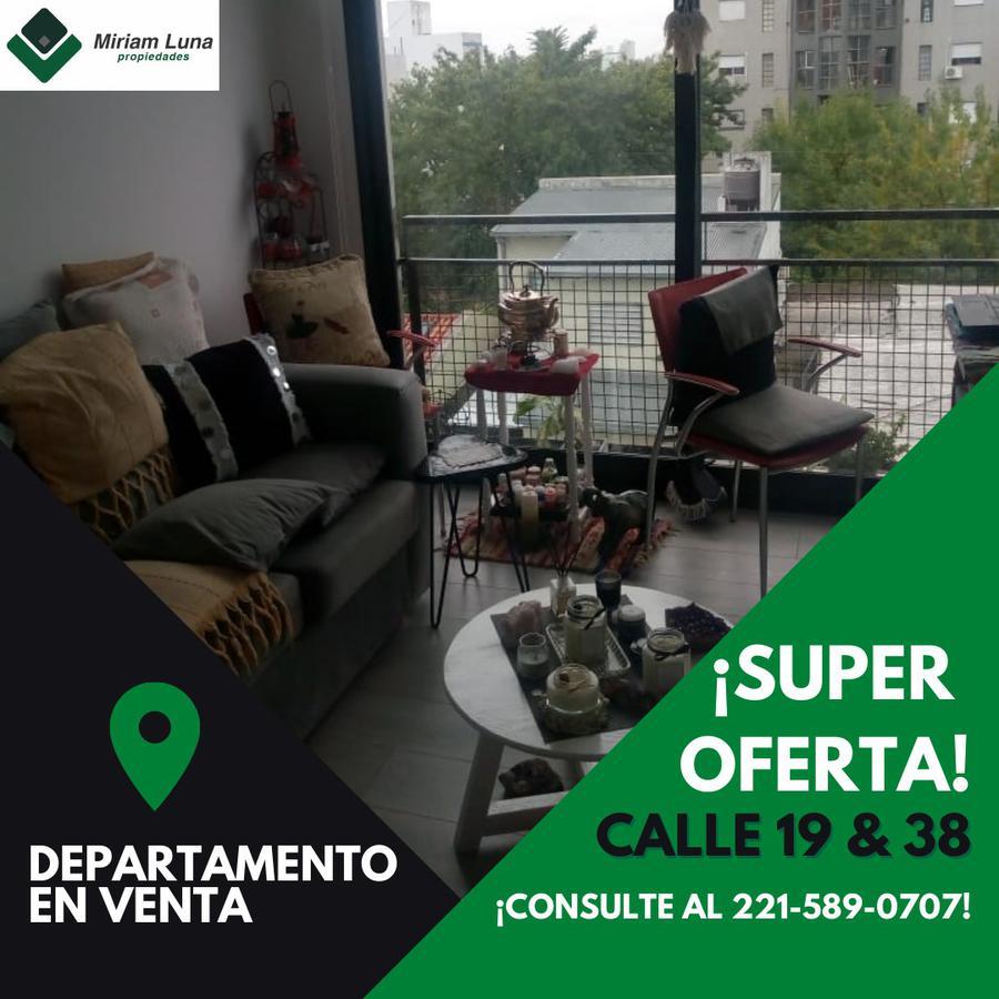 Foto Departamento en Venta en  La Plata ,  G.B.A. Zona Sur  19 y 38