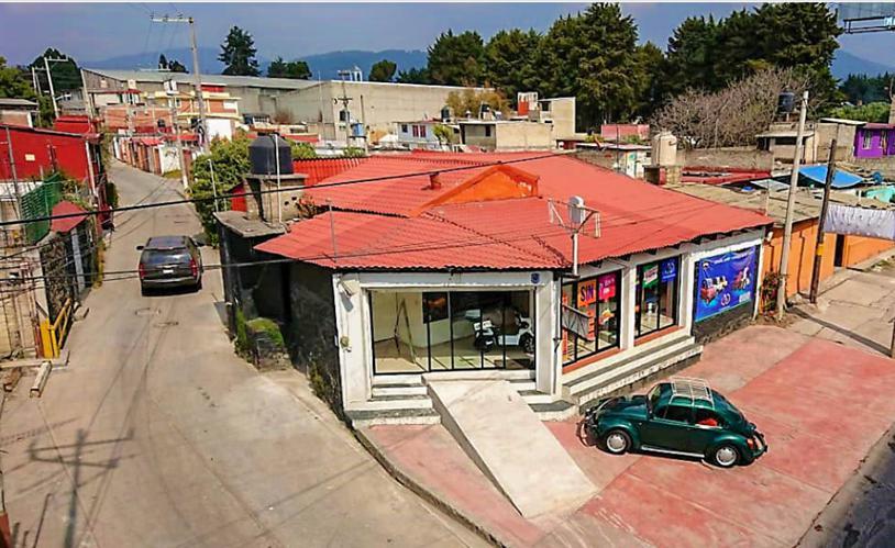 Foto Oficina en Venta en  Juárez (Los Chirinos),  Ocoyoacac  Carretera México-Toluca Km45,Col. Juarez, Ocoyoacac