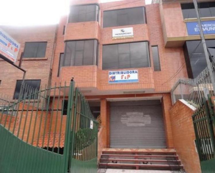 Foto Edificio Comercial en Venta en  Totoracocha,  Cuenca  Yanahurco
