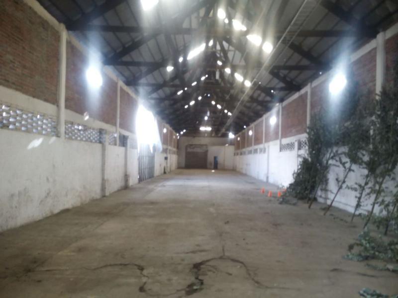 Foto Nave Industrial en Renta en  Geo Villas de la Ind,  Toluca  Geo Villas de la Ind