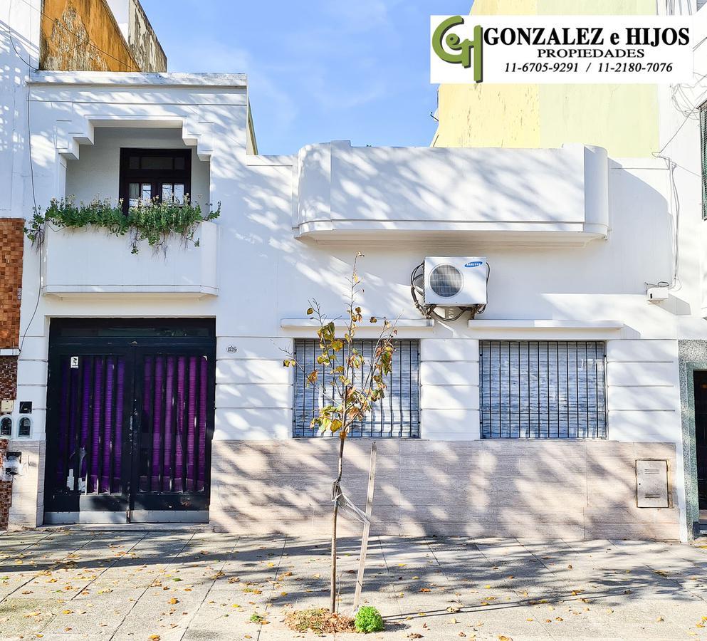 Foto Casa en Venta en  Parque Chacabuco ,  Capital Federal  Miro 1526