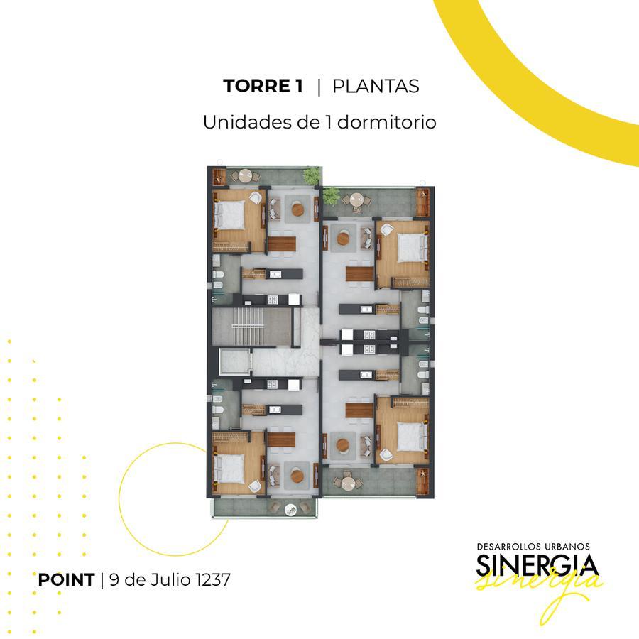 Foto Departamento en Venta en  Microcentro,  Rosario  Microcentro