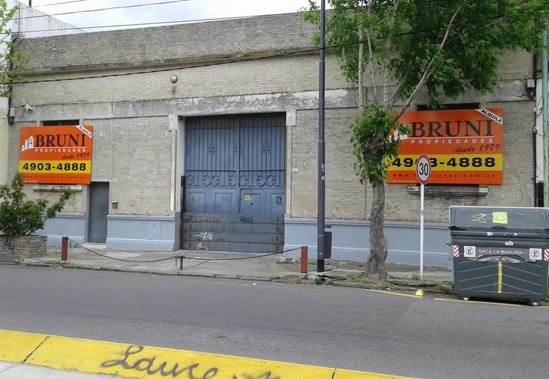 Foto Galpon en Venta en  Boca ,  Capital Federal  Irala al 300