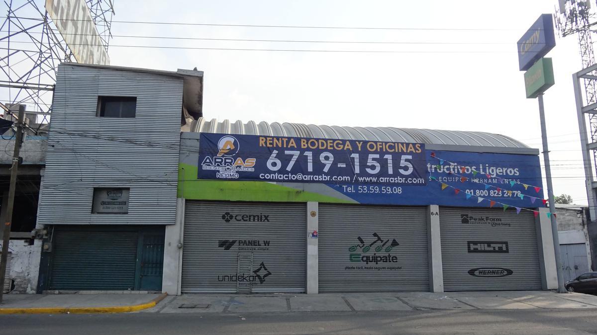 Foto Edificio Comercial en Renta en  La Joya Ixtacala,  Tlalnepantla de Baz  Av. Santa Rosa  No.6