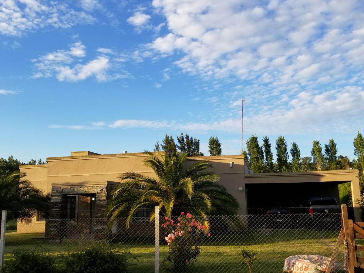 Foto Casa en Venta en  Capilla Del Señor,  Exaltacion De La Cruz  Bº Martin Fierro (Apta Crédito)