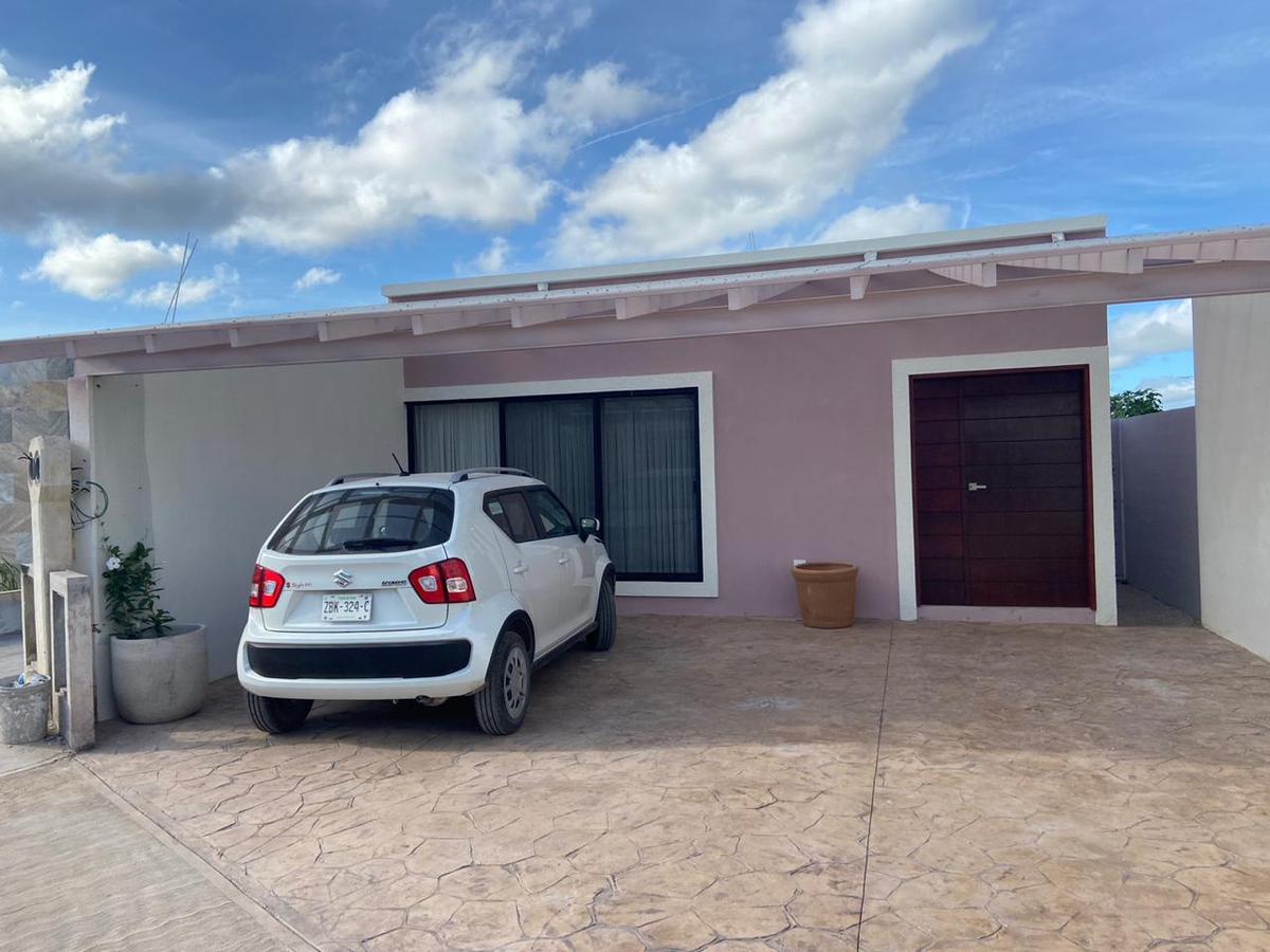 Foto Casa en Venta en  Pueblo Chichi Suárez,  Mérida  Casa de 1 Planta en Las Acasias (MOD.YUCATÁN)