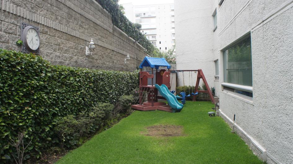 Foto Departamento en Venta en  Hacienda de las Palmas,  Huixquilucan   DEPARTAMENTO GARDEN HOUSE EN VENTA EN INTERLOMAS
