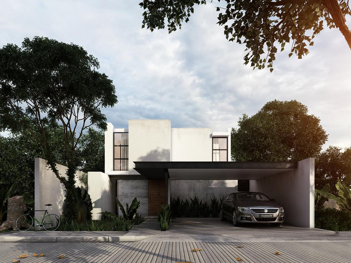 Foto Casa en Venta en  Pueblo Conkal,  Conkal  Arbórea: Casas con una excelente urbanización localizado en la zona norte de Mérida, Yuc., Méx.