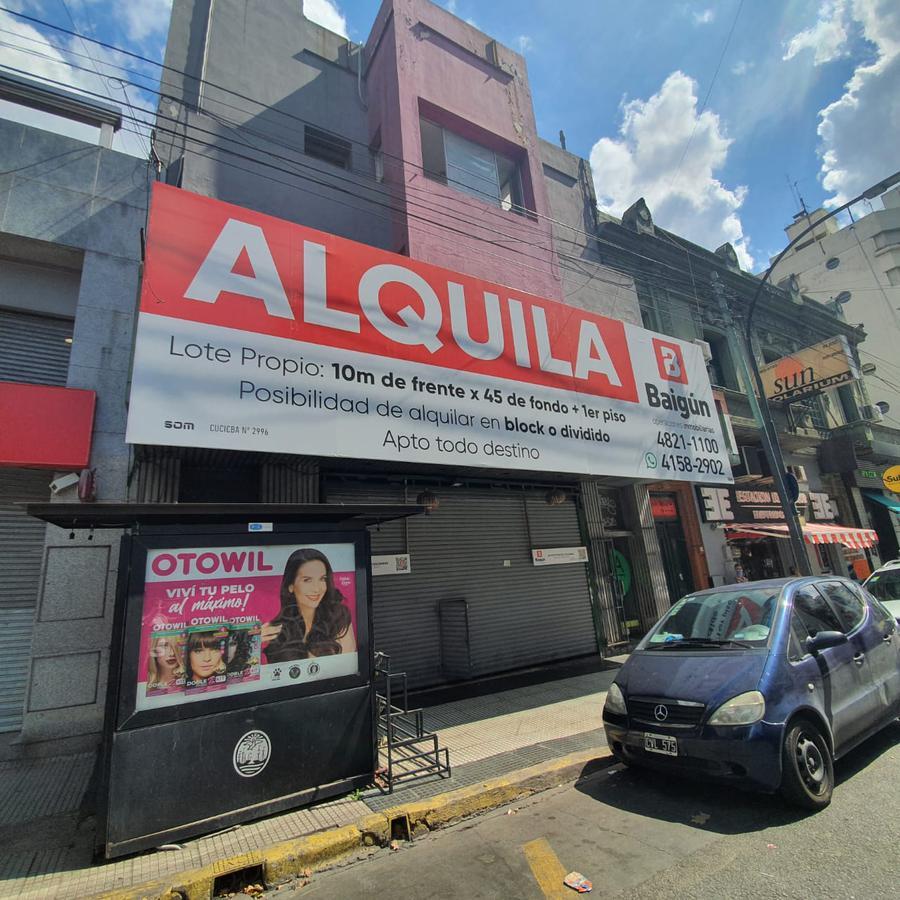 Av. Corrientes al 4600