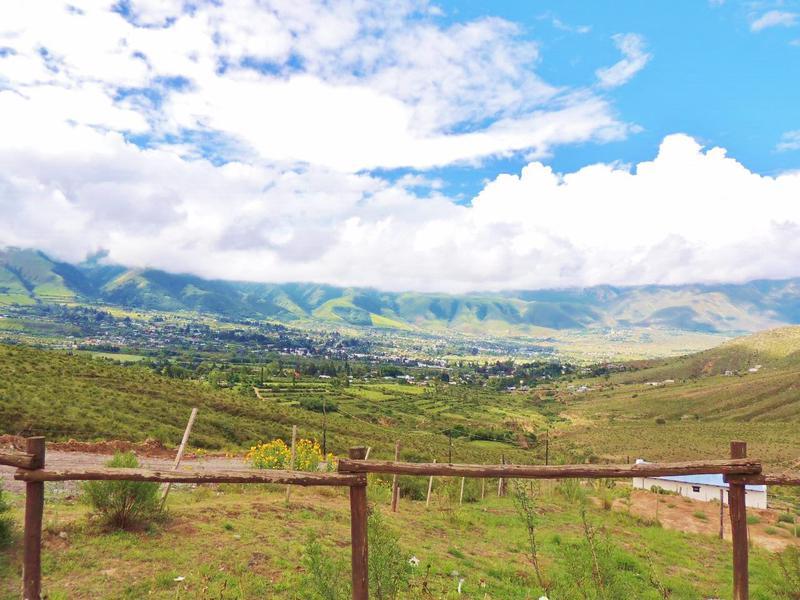 Foto Casa en Venta en  Tafi Del Valle ,  Tucumán  2 dorm - Lote de 10,284 m2 Cerro El Pelao – Excelente vista