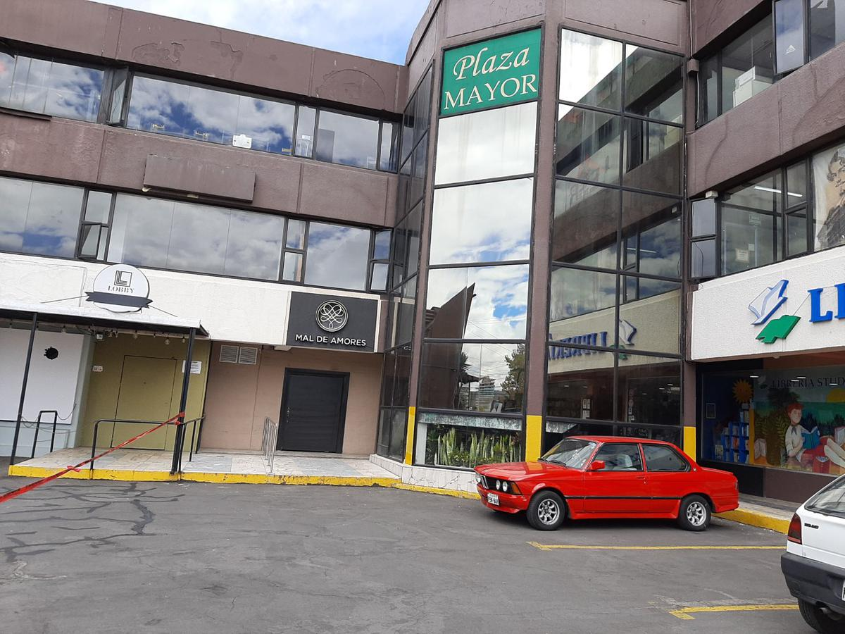Foto Local en Alquiler en  Centro Norte,  Quito  AV REPÚBLICA Y AV. AMÉRICA