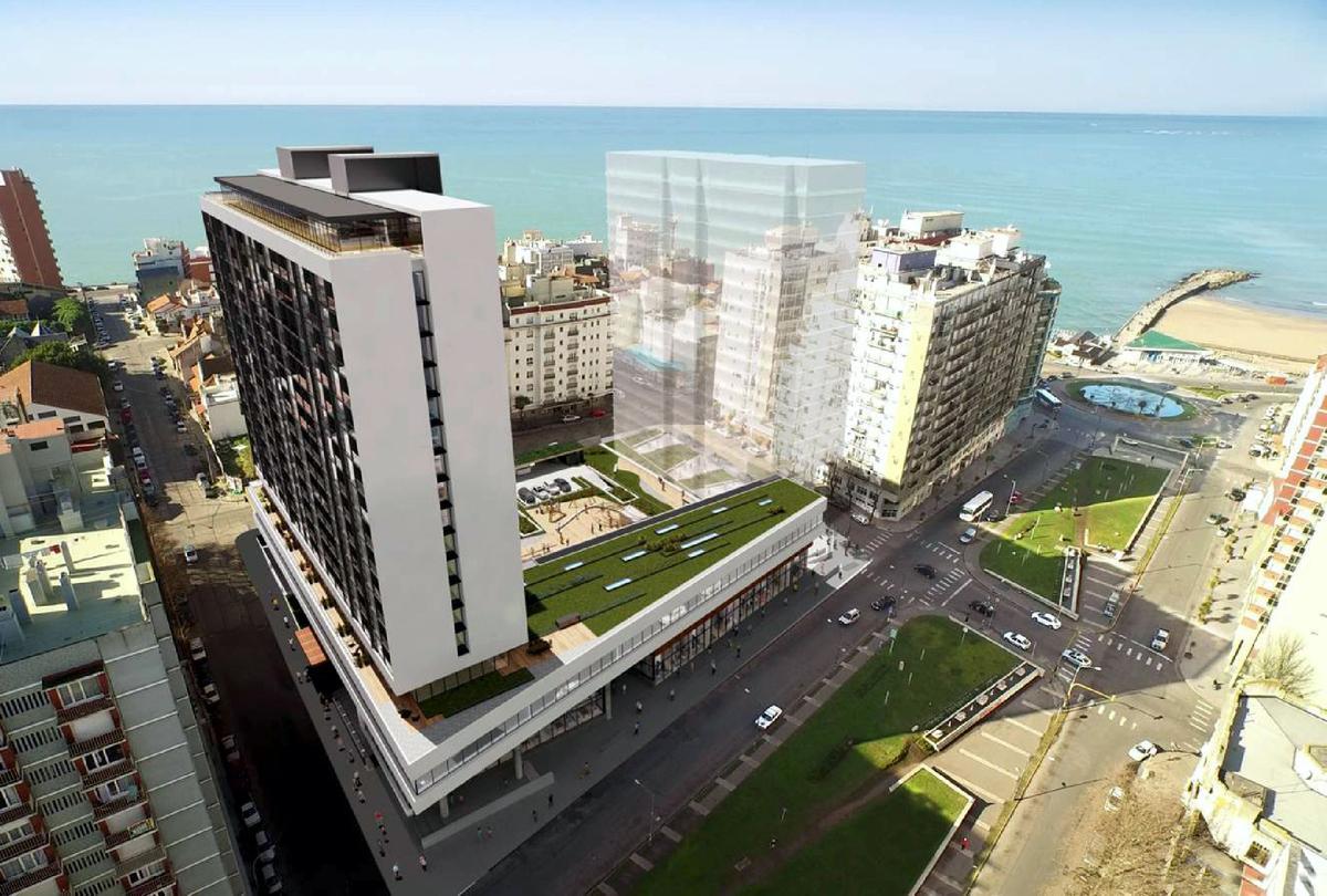 Foto Departamento en Venta en  Mar Del Plata ,  Costa Atlantica  Diagonal Alberdi y Santiago del Estero