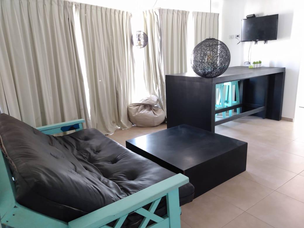 Foto Departamento en Alquiler en  General Paz,  Cordoba  Amoblado! Un Dormitorio en Piso Alto - Posiblidad Cochera - B° General Paz