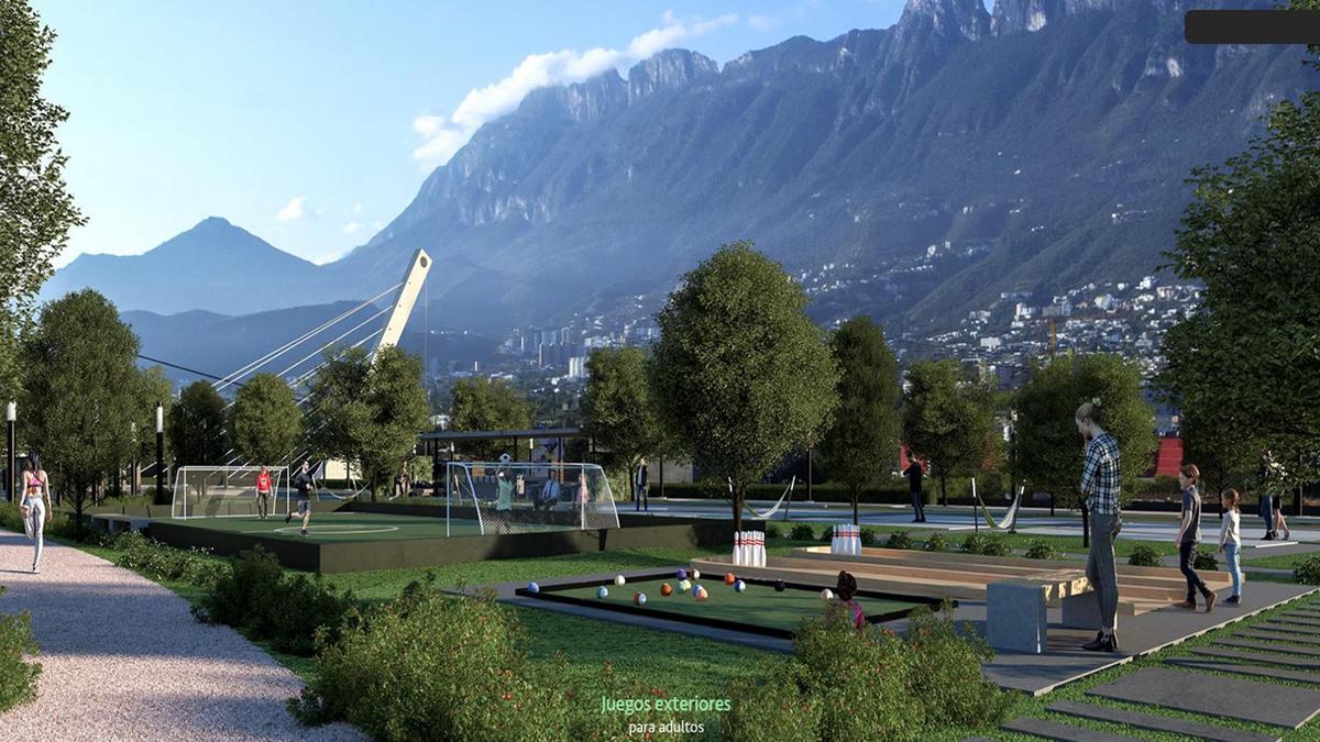 Foto Departamento en Venta en  Monterrey ,  Nuevo León  SANTA MARÍA MONTERREY N L
