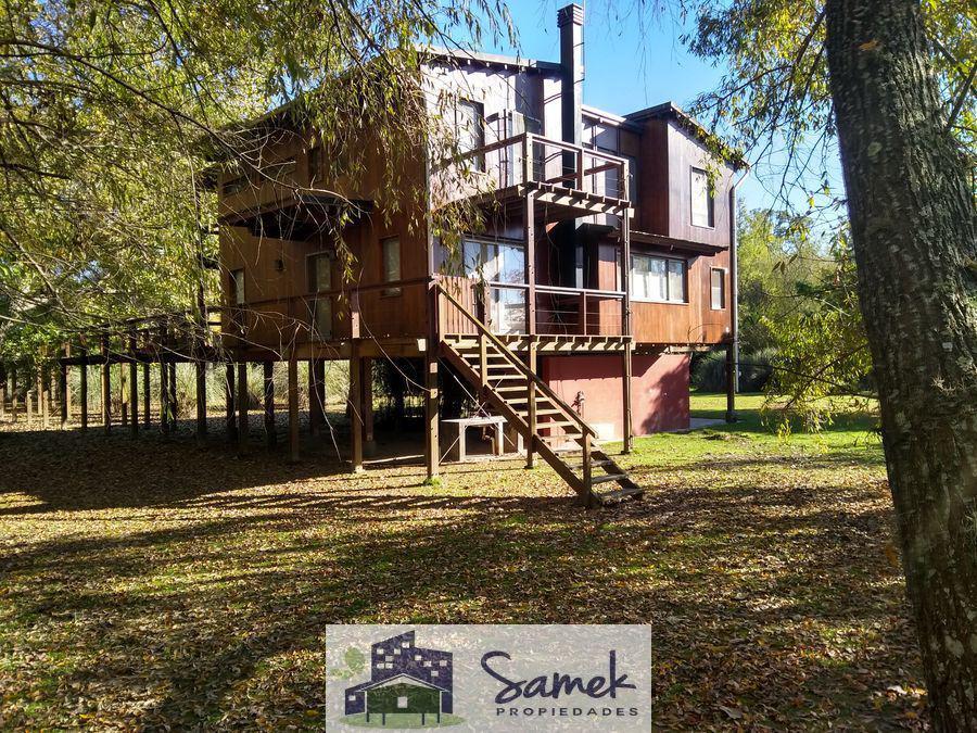 Foto Casa en Venta en  Capitan,  Zona Delta Tigre  Rio Capitán Reina Mora