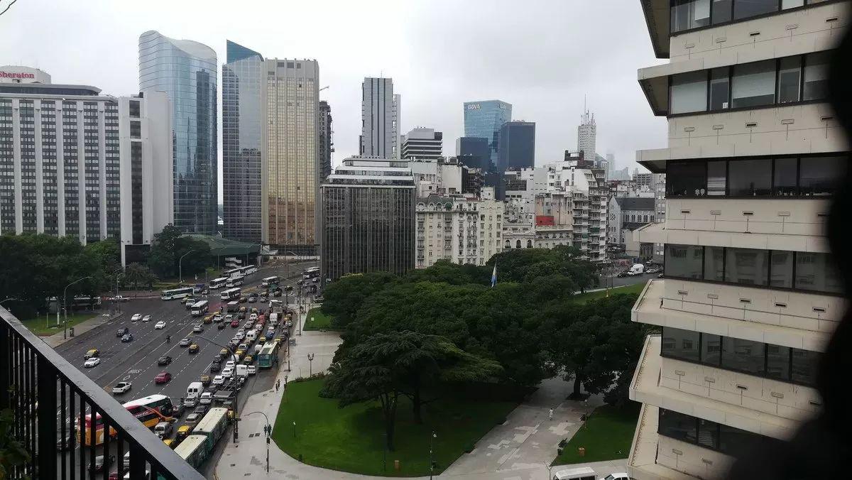 Foto Oficina en Alquiler en  Retiro,  Centro  LIBERTADOR 600 11°