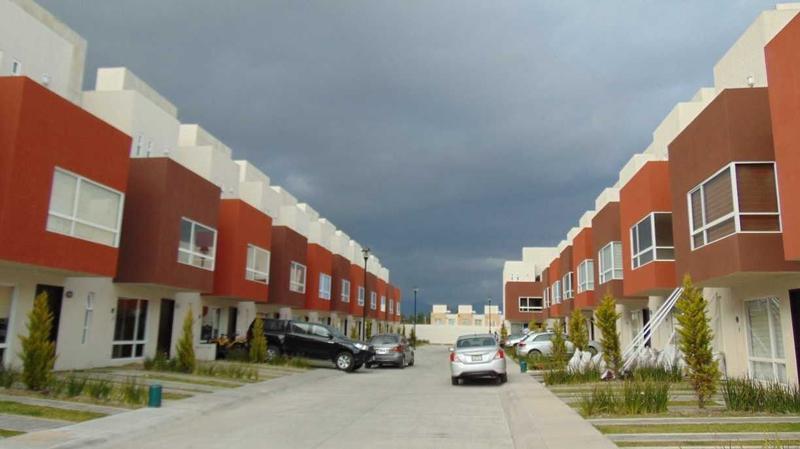 Foto Casa en condominio en Venta en  San Mateo Otzacatipan,  Toluca  CASA EN VENTA EN FRACC. COL SAN MATEO OTZACATIPAN