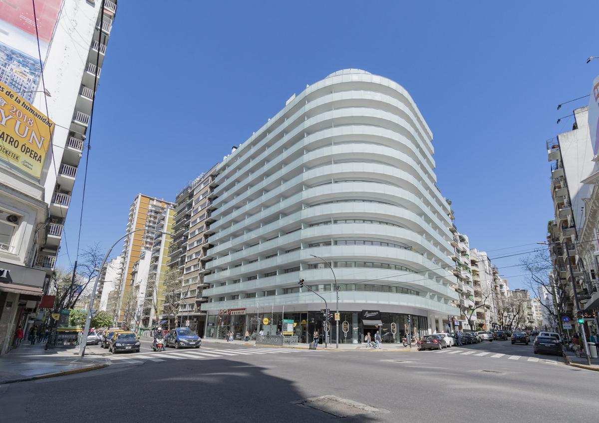 Foto Oficina en Alquiler en  Barrio Norte ,  Capital Federal  AV. SANTA FE Y AGUERO - 13º 11