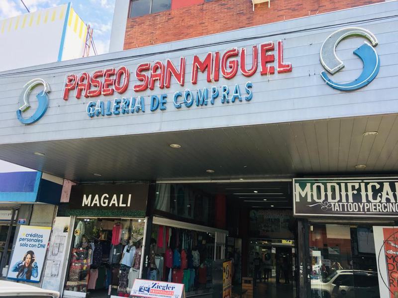 Foto Local en Alquiler en  Centro (S.Mig.),  San Miguel  A. Dr. Ricardo Balbín al 1000