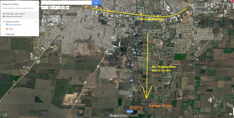 Foto Campo en Venta en  Cordoba Capital ,  Cordoba  Camino a San Antonio Km 10