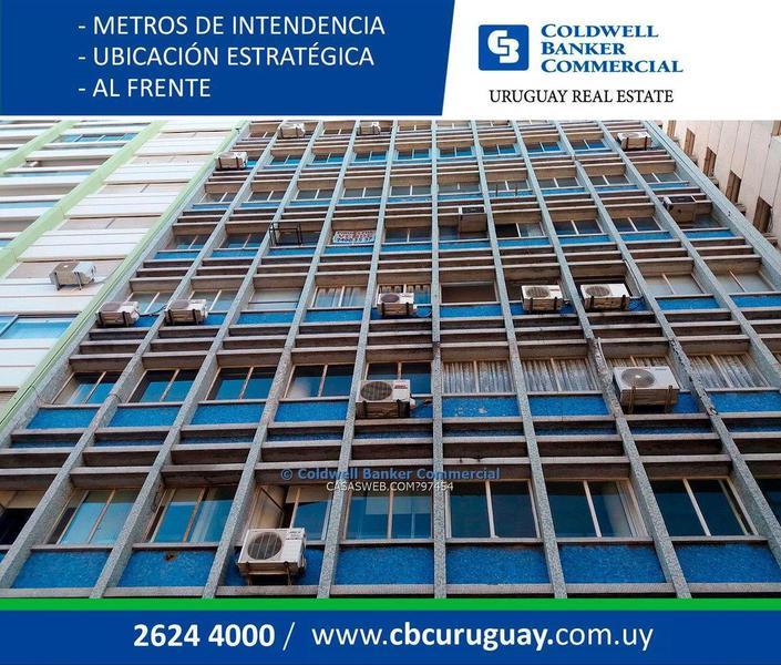 Foto Oficina en Venta en  Centro (Montevideo),  Montevideo  Centro