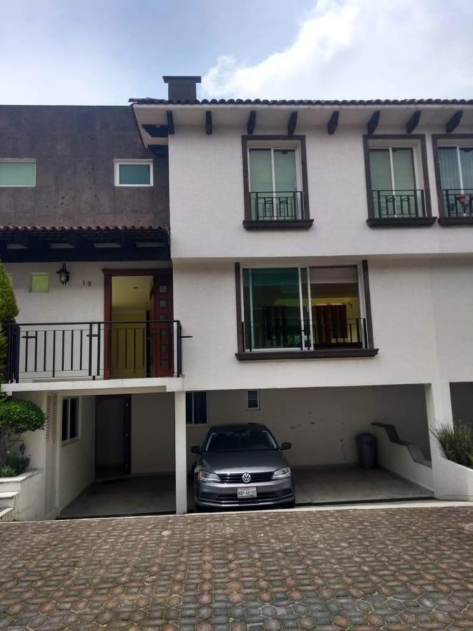 Foto Casa en condominio en Renta en  Azaleas,  Metepec  RENTO AMPLIA CASA EN METEPEC ESTADO DE MEXICO