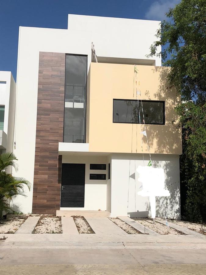Foto Casa en Renta en  Aqua,  Cancún  CASA EN RENTA EN CANCUN EN RESIDENCIAL AQUA