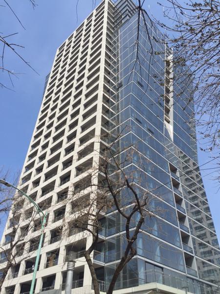 Foto Departamento en Venta |  en  Belgrano Chico,  Belgrano  Castañeda al 2000 - Torre Forum