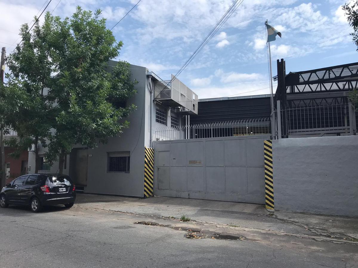 Foto Galpón en Venta en  Florida Belgrano-Oeste,  Florida  Benjamín Franklin al 600