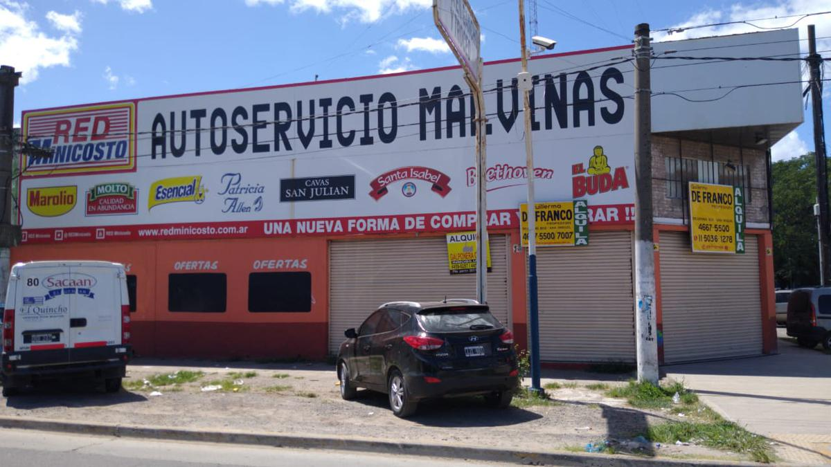 Foto Galpón en Alquiler en  Malvinas Argentinas ,  G.B.A. Zona Norte  Av. Pres. Arturo Umberto Illia al 5300